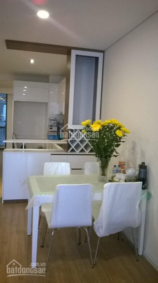 Cho thuê căn hộ chung cư Mipec Riverside, nhà mới nhận. LH: 0912715050 779008