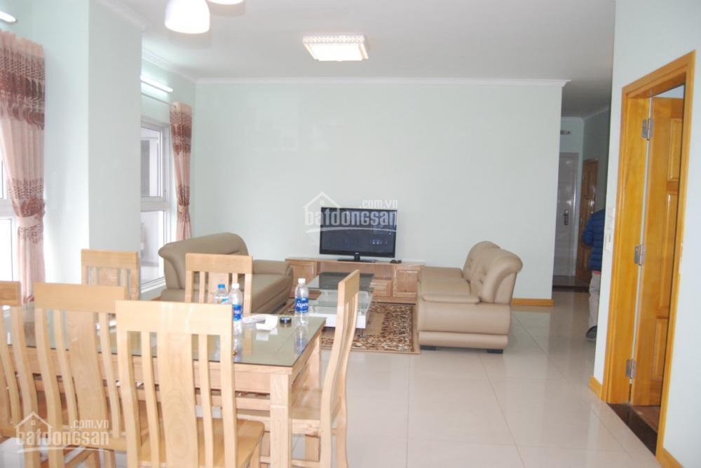 Cho thuê căn hộ 126m2, 3PN đều thoáng, full đồ ở tòa Vườn Đào, ngõ 689 Lạc Long Quân 751016