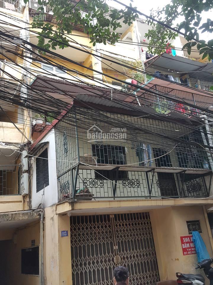 Cho thuê căn hộ tập thể tầng 5 khu A Thành CÔng DT 52m2, 2PN (5 triệu/tháng) 751051