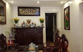 Cho thuê căn hộ tập thể phố Hàng Bún, đầy đủ tiện nghi hiện đại giá 12 triệu