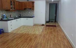 Cho thuê chung cư 103 Văn Quán 118m2. Có 3 pn có đồ lâu dài căn góc