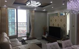 Cho thuê căn hộ Vinhomes Nguyễn Chí Thanh, 2pn full đồ, tầng trung view thoáng, đồ xịn giá 22tr/th