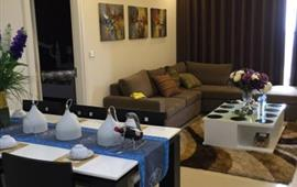 Cho thuê căn hộ CC Mipec Towers, 145m2, 3pn, đủ đồ, căn góc, 15 triệu/tháng
