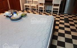 Cho thuê căn hộ studio đủ đồ 30m2 thang máy phố Hàng Bạc