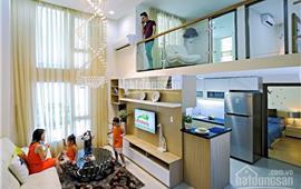 Cho thuê chung cư 141 Trương Định,Q.Hai Bà Trưng, 119m2, 2PN, nội thất cơ bản, 6.5 tr/th