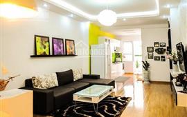 Cho thuê chung cư 25 Lạc Trung, Q.Hai Bà Trưng, 130m2, 3PN, full nội thất hiện đại, 14.5 tr/th