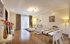 Cho thuê căn hộ cư Water Mark, 395 Lạc Long Quân, Cầu Giấy, 74m2, 2PN, nội thất rất đẹp, 19 tr/th