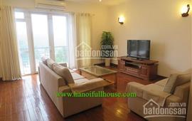 Sàn bất động sản chuyên nghiệp cho thuê căn hộ dịch vụ đẹp tại Tây Hồ, đầy đủ nội thất + dịch vụ