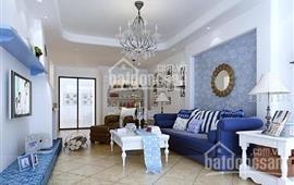 Cho thuê chung cư 25 Lạc Trung, Q. Hai Bà Trưng, 130m2, 3PN, full nội thất, 14.5 tr/th