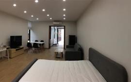 Cho thuê căn hộ studio tại phố Trần Hưng Đạo, đủ đồ, 70m2, 15tr/th. LH: 0916840092