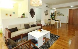 Cho thuê chung cư B4 Kim Liên, Đống Đa, HN, 76m2, 2PN, 2WC, nội thất đầy đủ rất đẹp, 12 tr/th